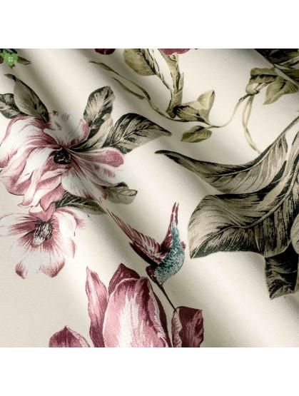 Ткань портьерная колибри