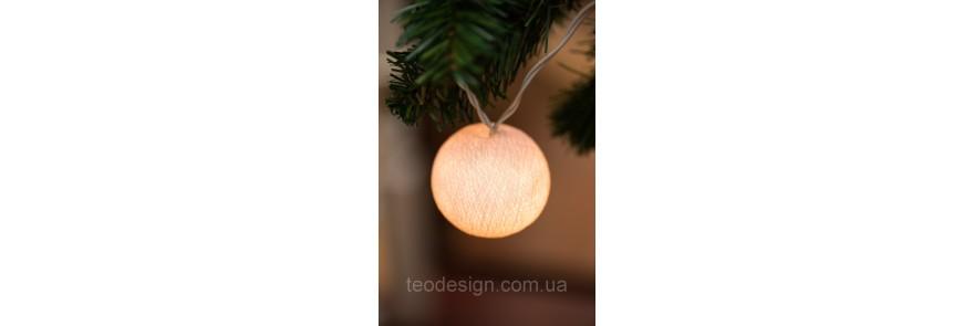 Простые идеи новогоднего декора