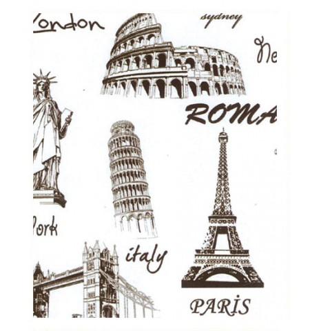 Портьерная ткань Рим, Италия