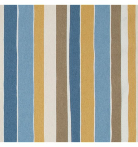 Портьерная ткань , полоса сине-зеленая