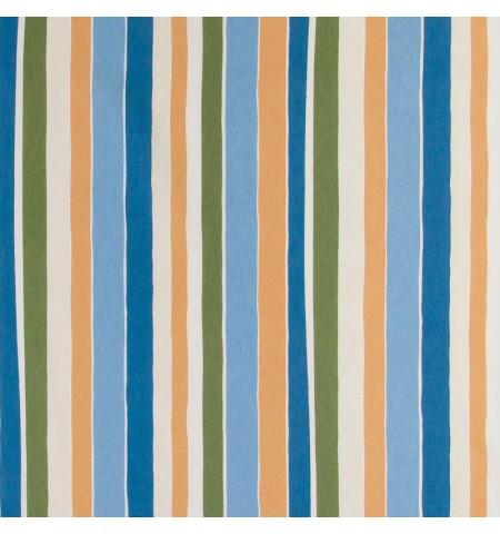 Портьерная ткань , полоса синяя
