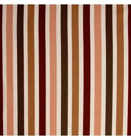 Ткань портьерная полоска бежевая, Испания