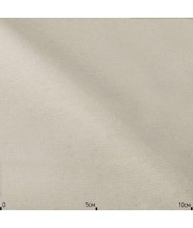 Однотонная ткань молочного цвета