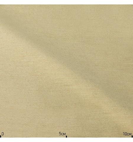 Однотонная ткань бежевого цвета
