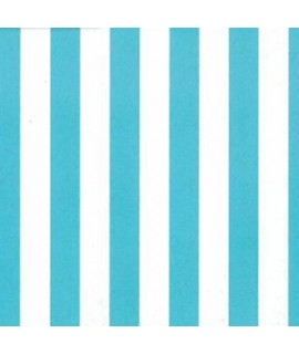 Ткань в полосу, голубая