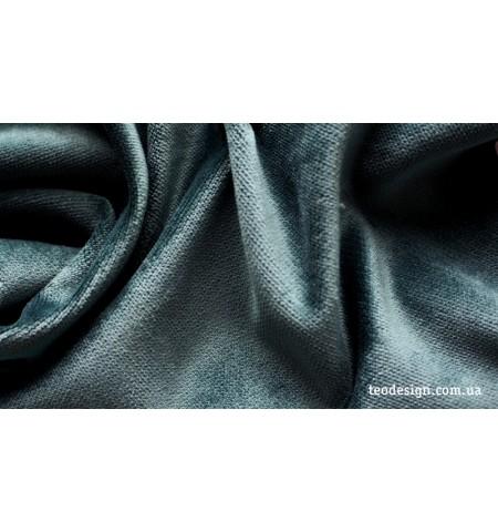 Велюр мебельный  оттенки серого и синего