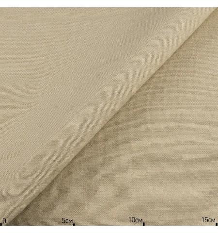 Однотонная декоративная ткань холодный бежевый, Турция
