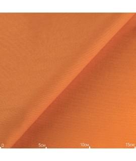 Однотонная декоративная ткань оранжевая, Турция