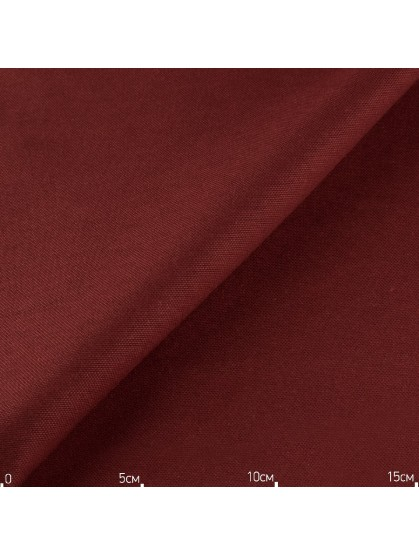 Однотонная декоративная ткань красное вино, Турция