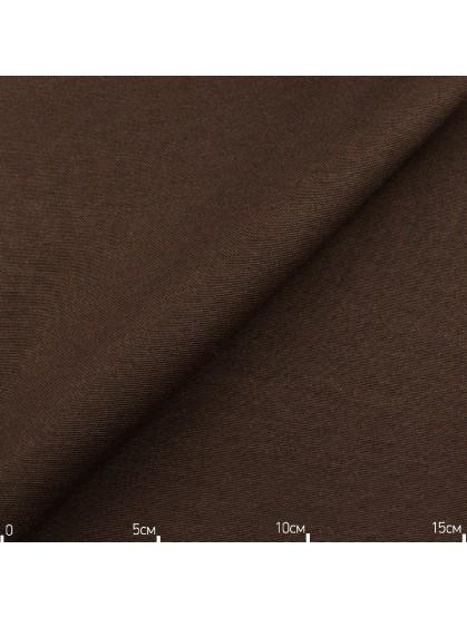 Однотонная декоративная ткань шоколад, Турция