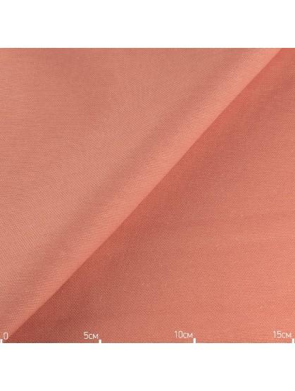 Однотонная декоративная ткань коралловая, Турция