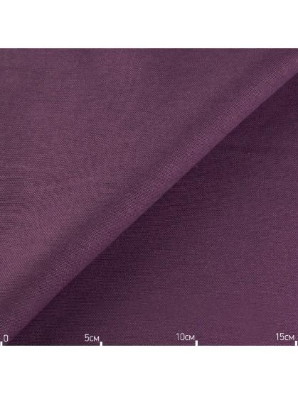 Однотонная декоративная ткань фиолетовая, Турция
