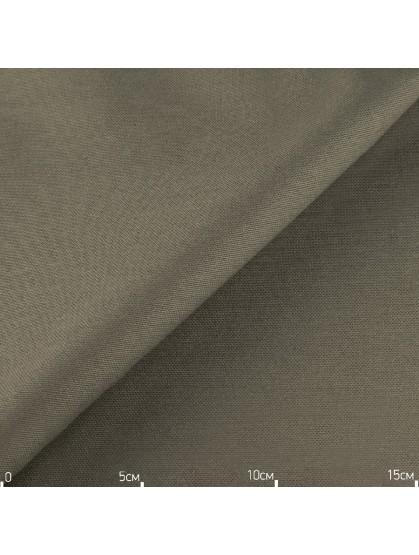 Однотонная декоративная ткань темно-серая, Турция
