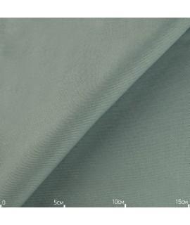 Однотонная декоративная ткань серо-голубая, Турция