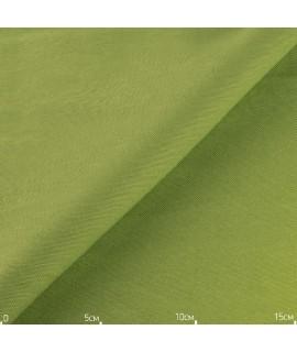 Однотонная декоративная ткань зеленая, Турция