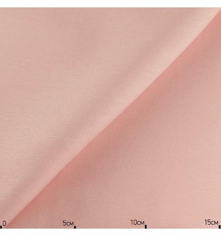 Однотонная декоративная ткань розовая пудра, Турция