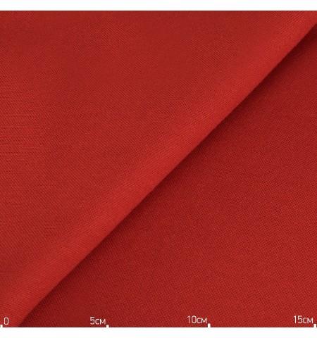 Однотонная декоративная ткань красная, Турция