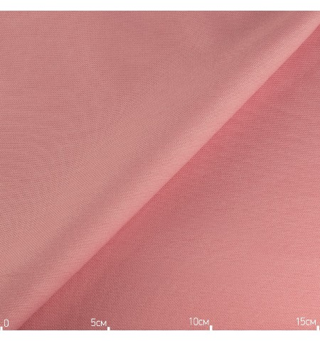 Однотонная декоративная ткань розовая, Турция