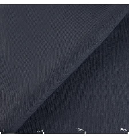 Однотонная декоративная ткань синяя, Турция