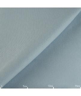 Однотонная декоративная ткань голубая, Турция