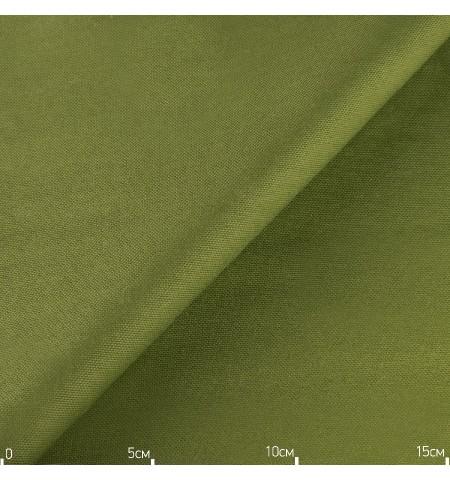 Однотонная декоративная ткань зеленая трава, Турция