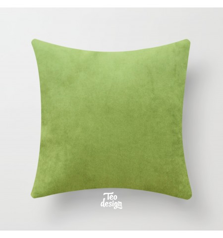 Зеленая подушка