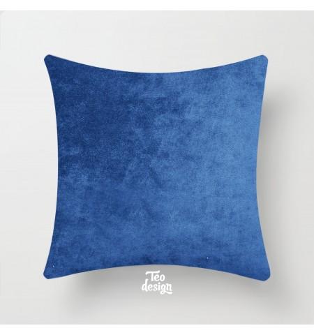 Подушка синее море