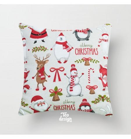 Подушка Merry Christmas