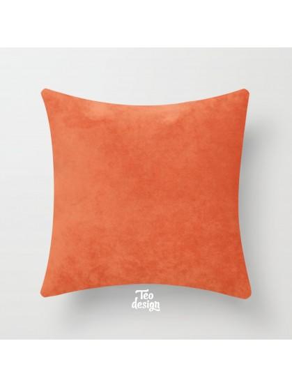 Подушка апельсин