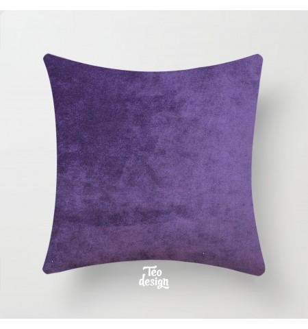 Подушка пурпурный свет