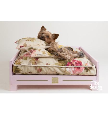 Кровать с художественной роспись Rose