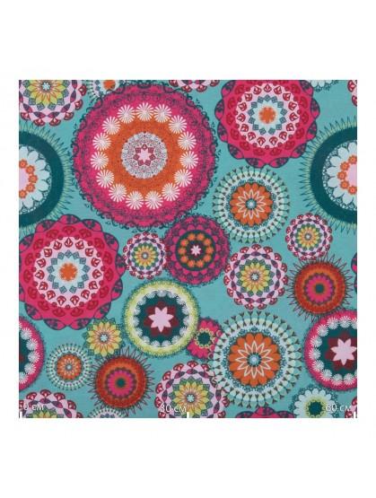Портьерная ткань, абстракция Испания