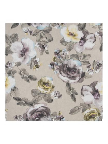 Ткань портьерная, цветы Испания