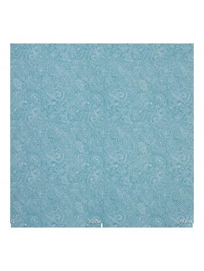 Ткань декоративная пейсли
