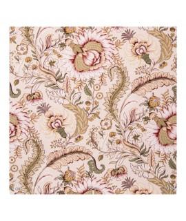 Ткань мароканские цветы