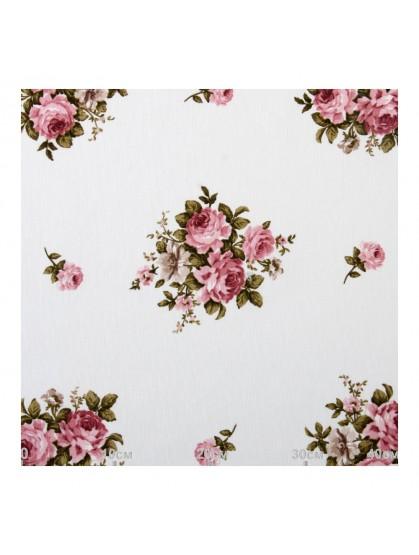 Розы соцветия розовые