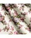 Портьерные ткани с цветочным рисунком